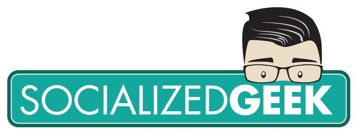 Socialized Geek Logo